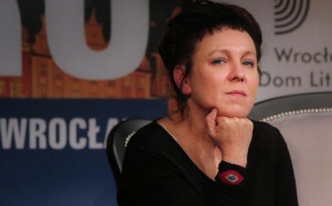 Ольга Токарчук. Фото: naszemiasto.pl